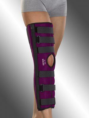 Dlaha fixační kolenního kloubu pevná
